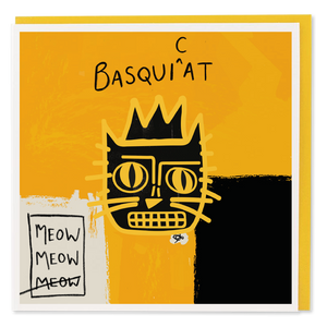 Basquicat Card