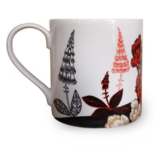 Load image into Gallery viewer, Lush Designs Fox & Cubs Mug