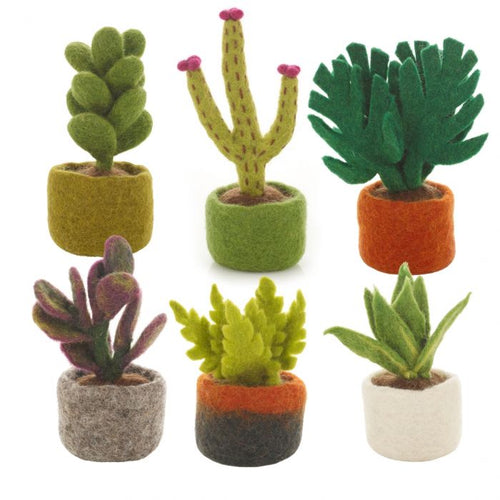 Felt So Good Assorted Felt Plant
