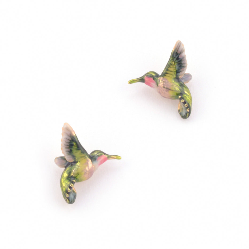 Bill Skinner Hummingbird Studs