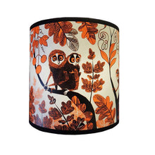 Load image into Gallery viewer, Lush Designs Regular Orange Loris Shade