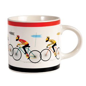 Rex London Le Bicycle Mug