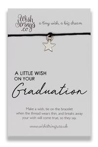 Wish Strings Little Wish For Graduation