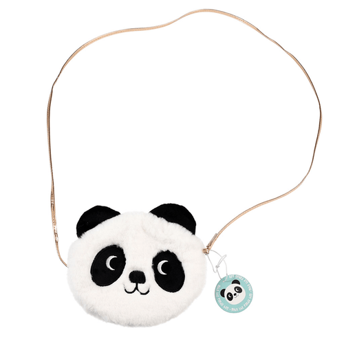Rex Miko The Panda Plush Kids Bag