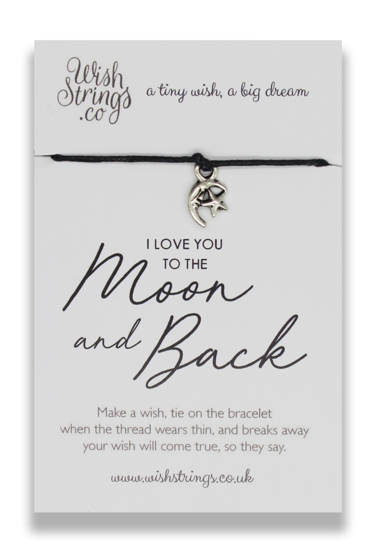 Wish Strings Moon and Back