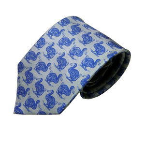 Fox and Chave Dodo Tie