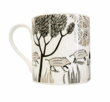 Load image into Gallery viewer, Lush Designs Wild Pig Mug