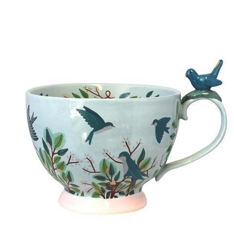 House of Disaster Secret Garden Bird Cup