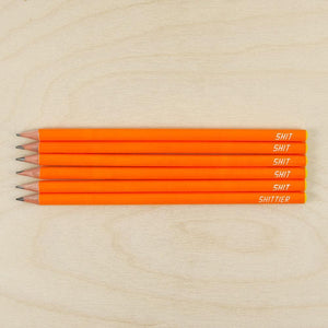 U Studio Shit Pencils