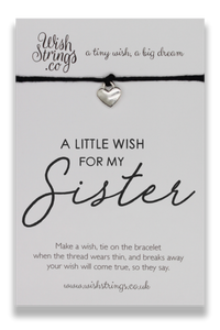 Wish Strings Little Wish For Sister