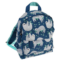 Load image into Gallery viewer, Rex London Sydney Sloth Kids Backpack