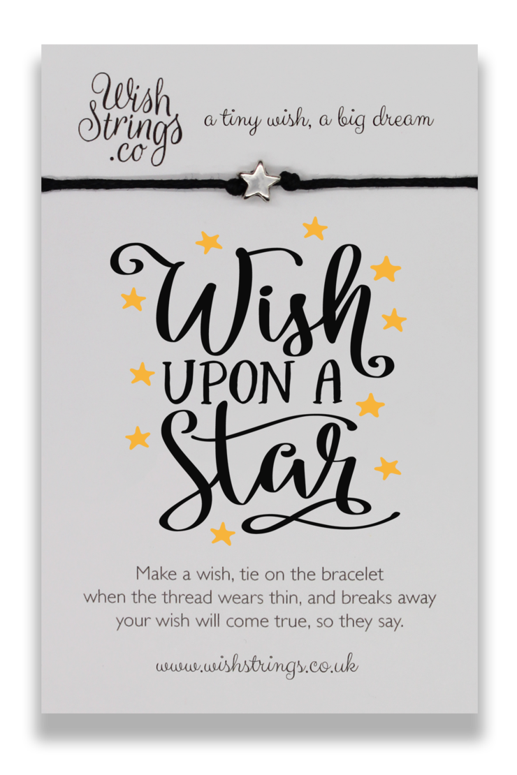 Wish Strings Wish Upon a Star