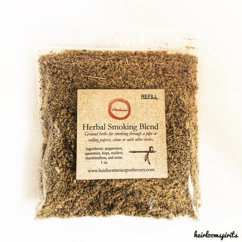 Herbal Smoking Blend Refill