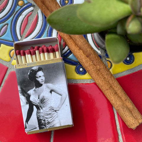 Eartha Kitt Altar Matches 2