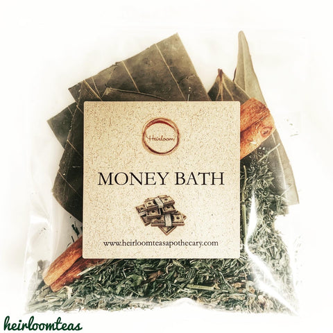 Money Bath