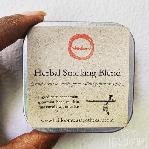 Herbal Smoking Blend
