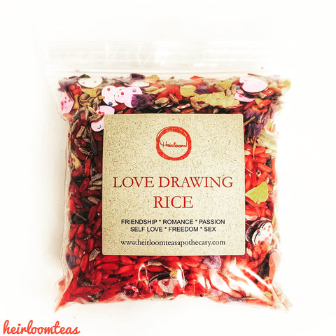Love Drawing Rice
