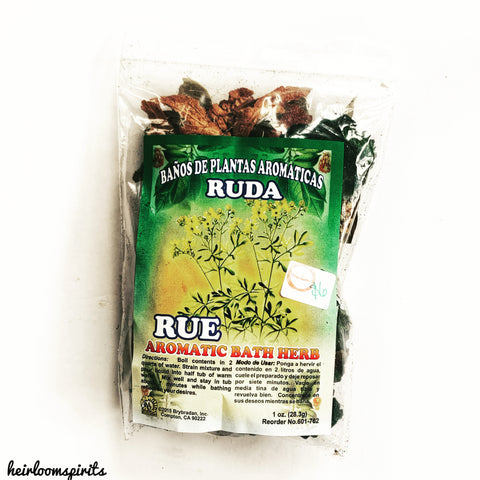 Rue Aromatic Bath
