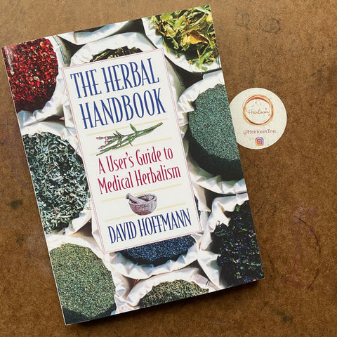 The Herbal Handbook: A User's Guide to Medicinal Herbalism