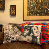 Angela Davis Pillow