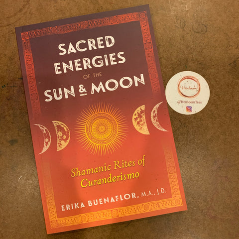 DISCOUNT!! Sacred Energies of the Sun & Moon