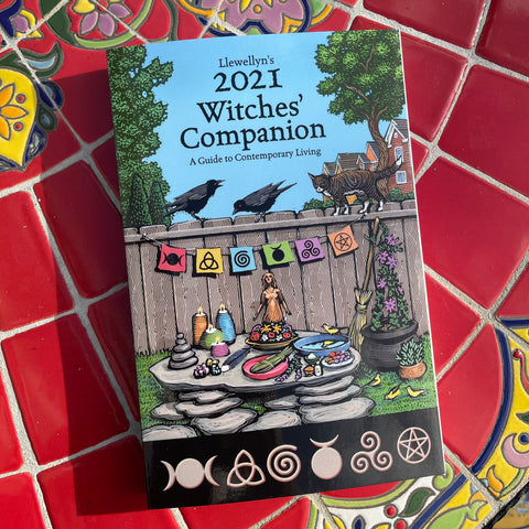 Llewellyn's 2021 Witches' Companion