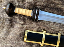 Load image into Gallery viewer, Gladius Hispaniensis Sword, Roman Mainz Gladius, Kingdom of Arms