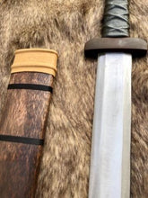 Load image into Gallery viewer, 10th Century Viking Sword by Kingdom of Arms, Sharp Viking Sword