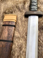 10th Century Viking Sword by Kingdom of Arms, Sharp Viking Sword