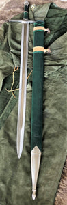 Sword of Strider, LOTR Strider Ranger Sword by Kingdom of Arms