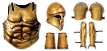Load image into Gallery viewer, Bronze Greek Hoplite Suit of Armor by Red Dragon Armoury