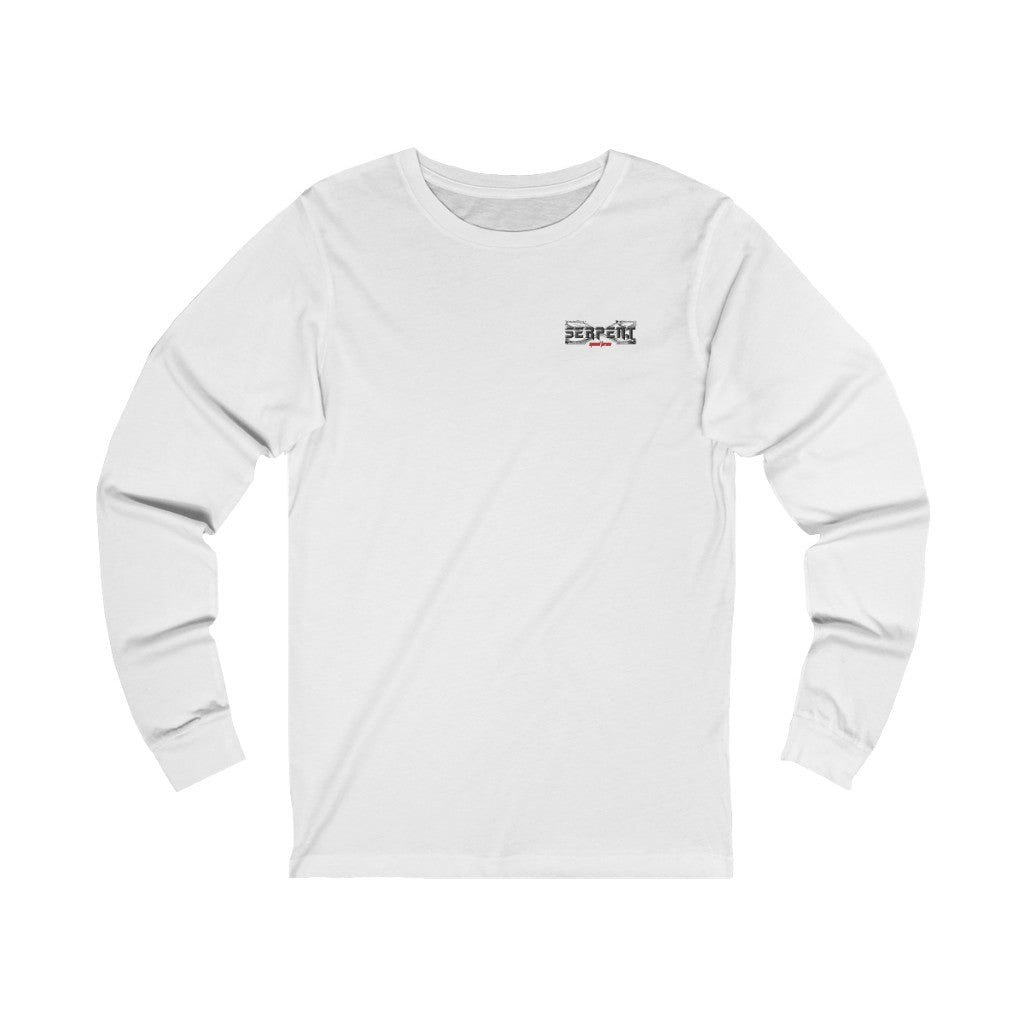 SERPENT Unisex Long Sleeve Tee