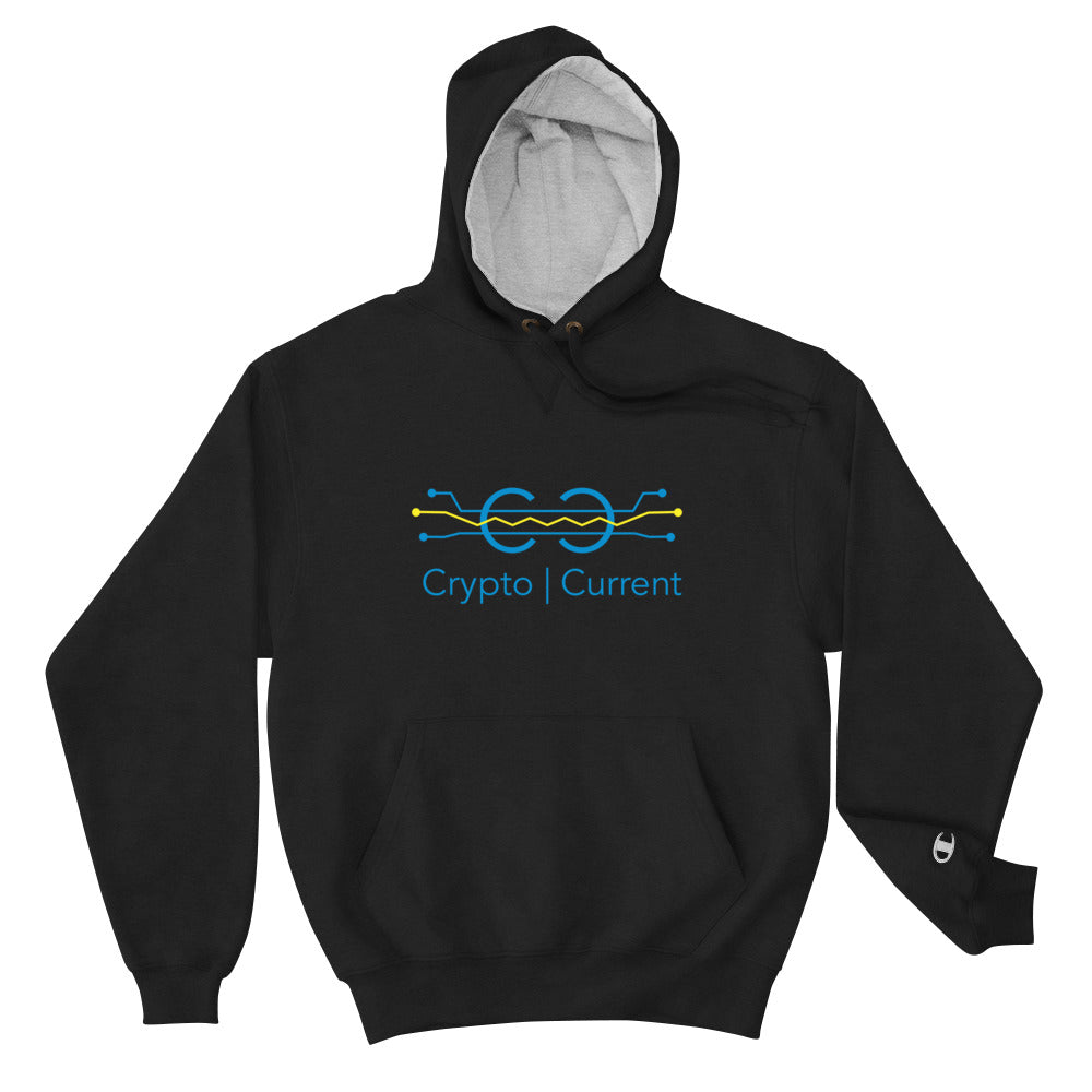 Crypto Current Champion Hoodie