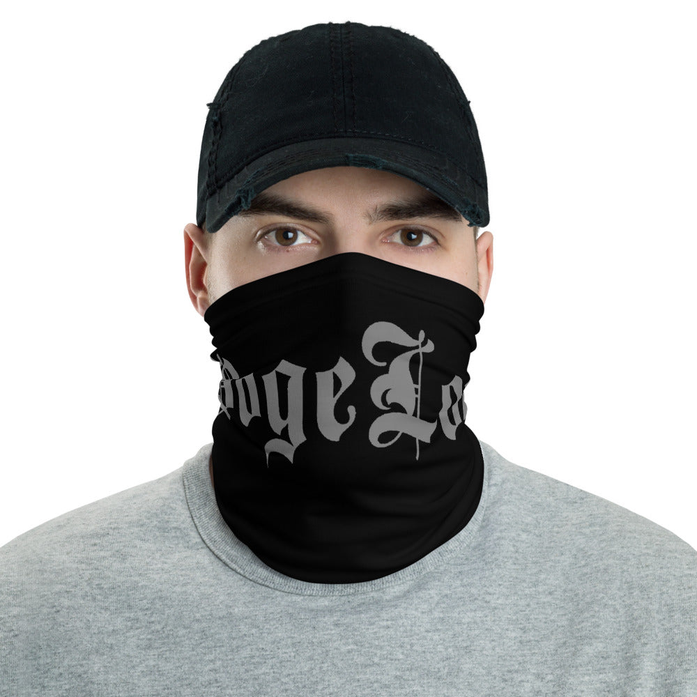 DogeLord Graphic Black Neck Gaiter