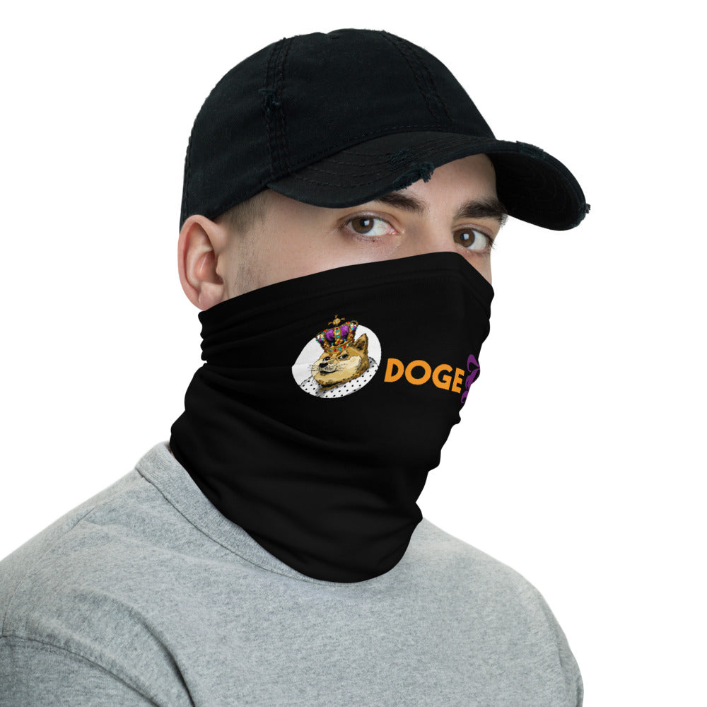 Royal DogeLord Neck Gaiter