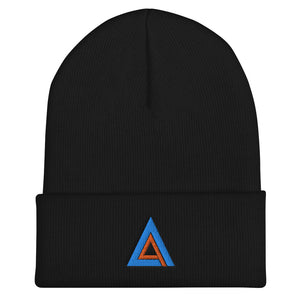 DCA Adventure Logo Cuffed Beanie