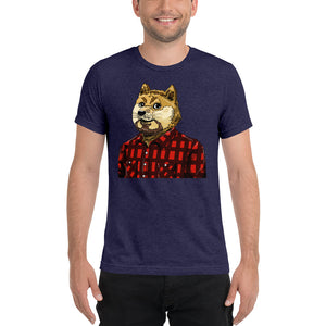 DogePapa Short sleeve t-shirt