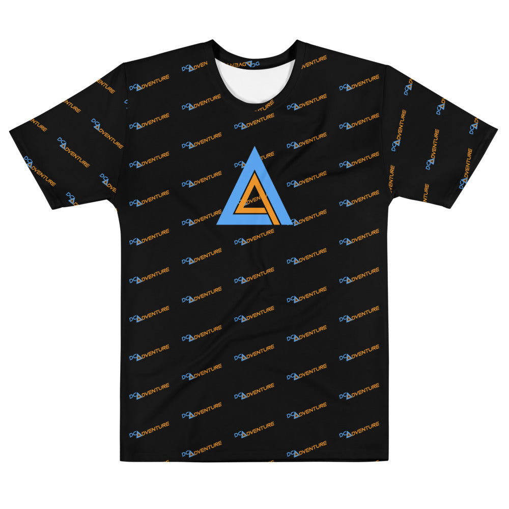 DCA Adventure Variant8 55 All Over Print Jersey Styled T-shirt