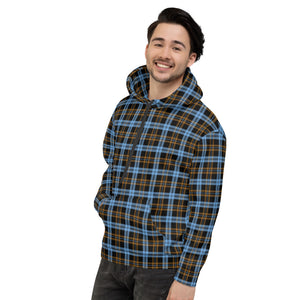 DCA Adventure Plaid Hoodie