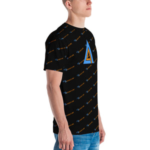 DCA Adventure All Over Print Men's T-shirt