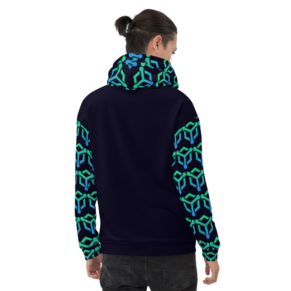 Emrit All Over Print Unisex Hoodie