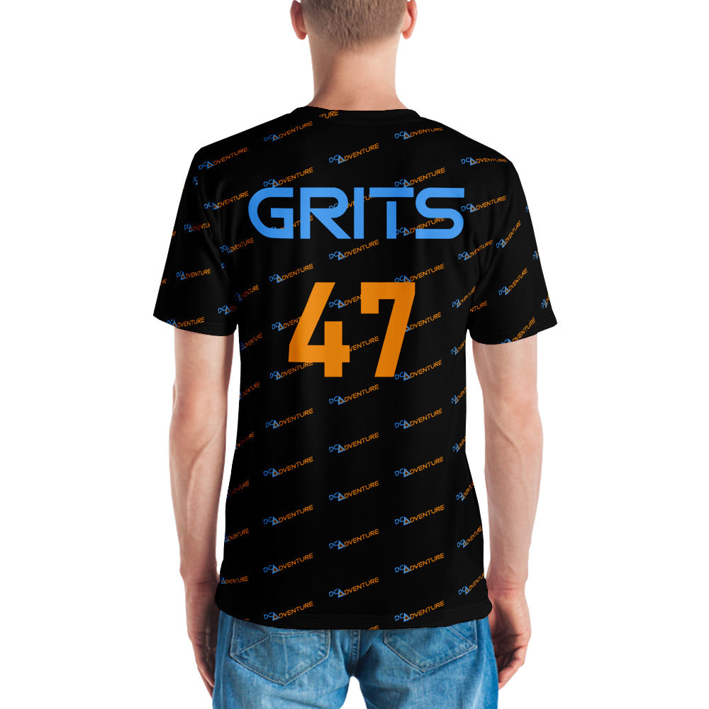 DCA Adventure Grits 47 Men's T-shirt