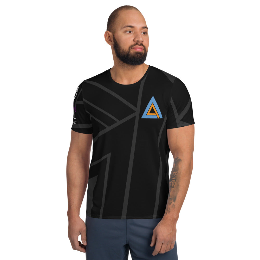 "DCA Adventure ESports Athletic T-shirt ""Sponsored Edition I"""