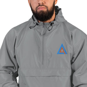 DCA Adventure Embroidered Champion Packable Jacket