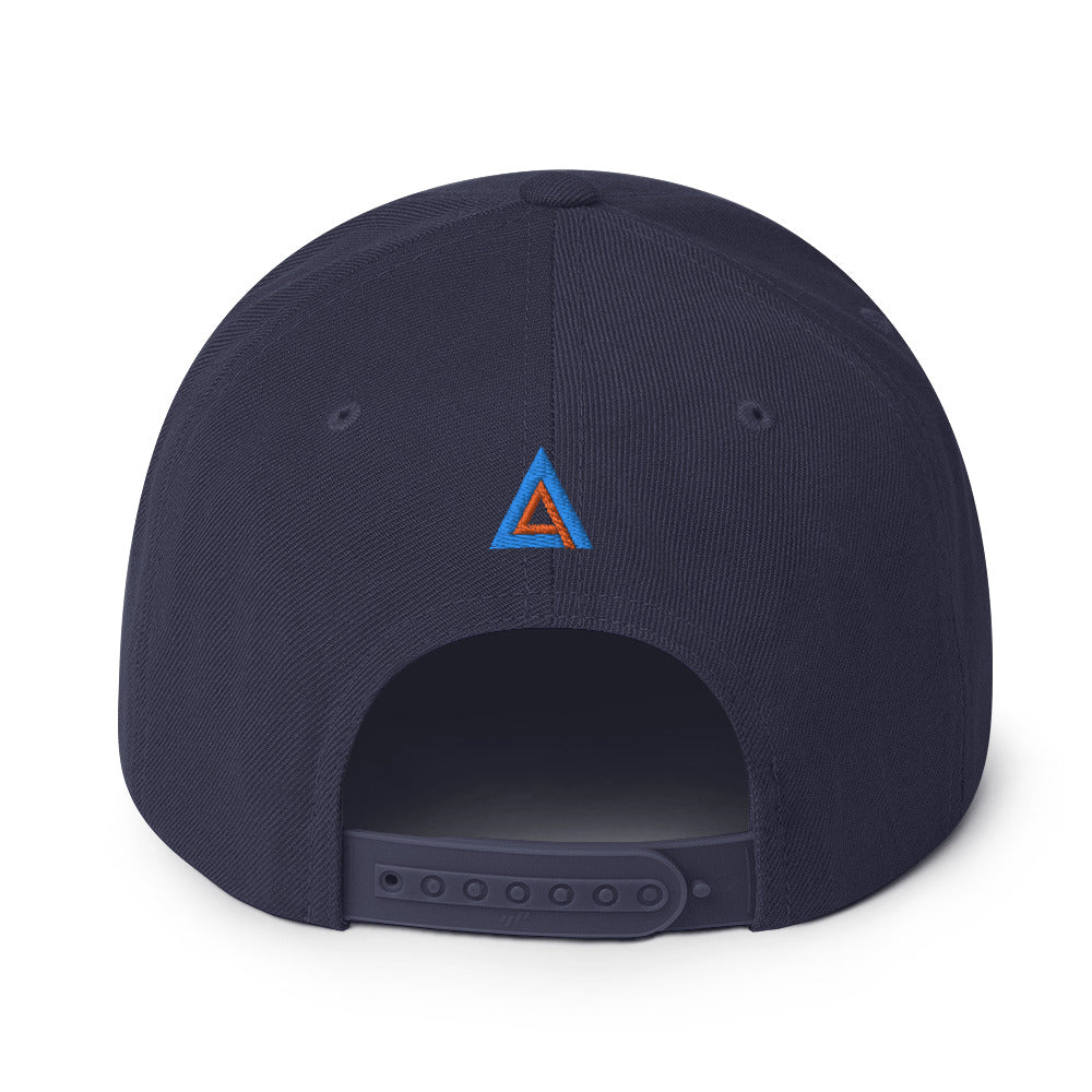 DCA Adventure Snapback Hat