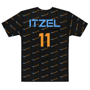 DCA Adventure Itzel 11 All Over Print Jersey Styled T-shirt