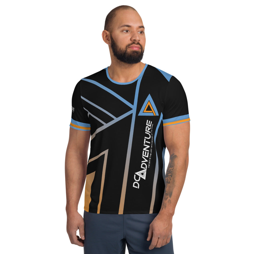DCA Adventure ESports Athletic T-shirt