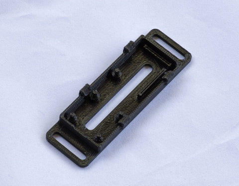 Mounting Bracket: Yoctopuce Modules - long/narrow