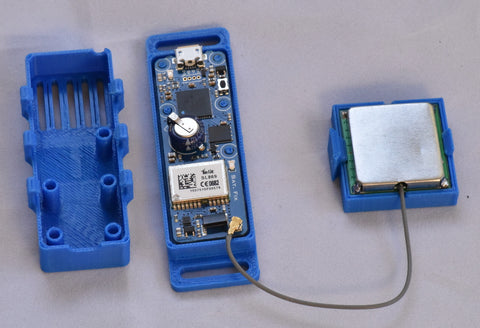 GPS / GNSS Sensor Enclosure Housing Case