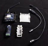 IoT WiFi Sensor Kit to Monitor 4-20mA Sensors, e.g., Water, Tanks, Air, & Flood Warning Systems